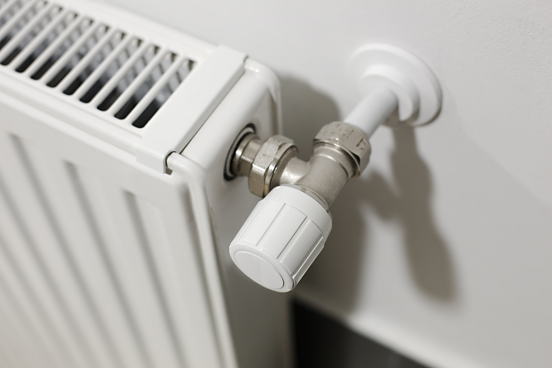 radiator installation