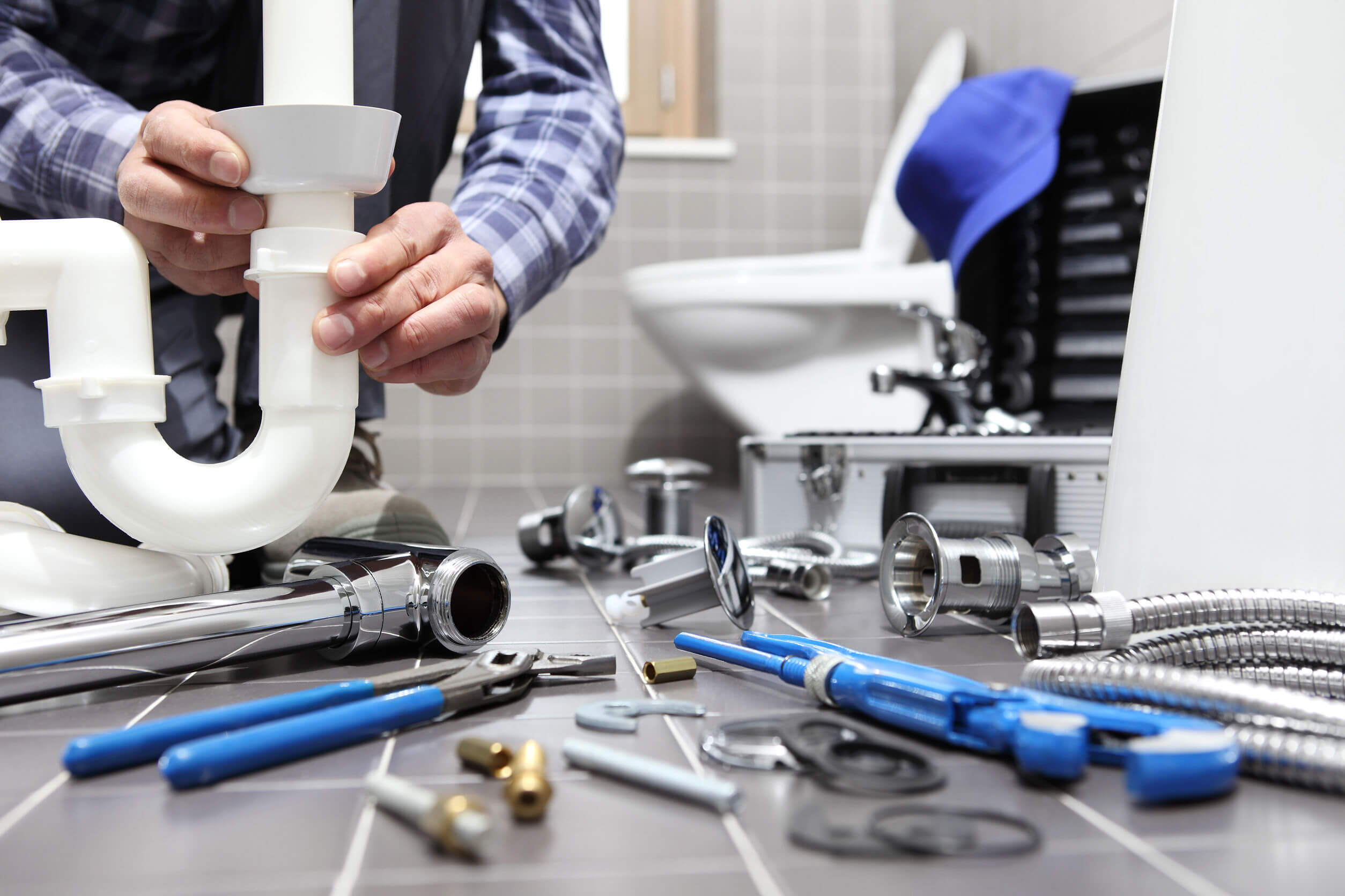 emergency plumber finchley