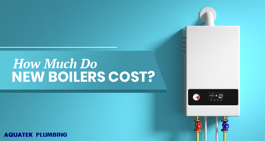 How Much Do New Boilers Cost?