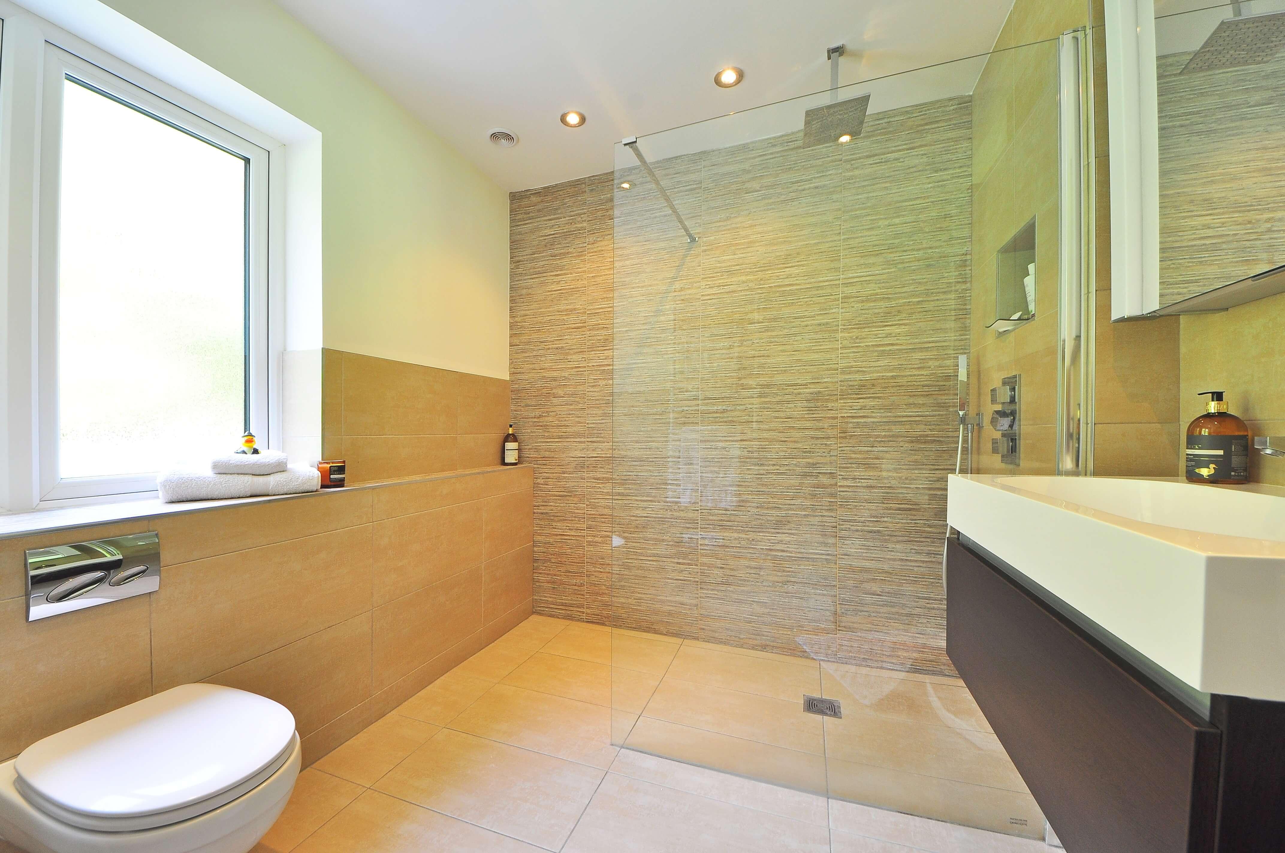 bathroom installations north london