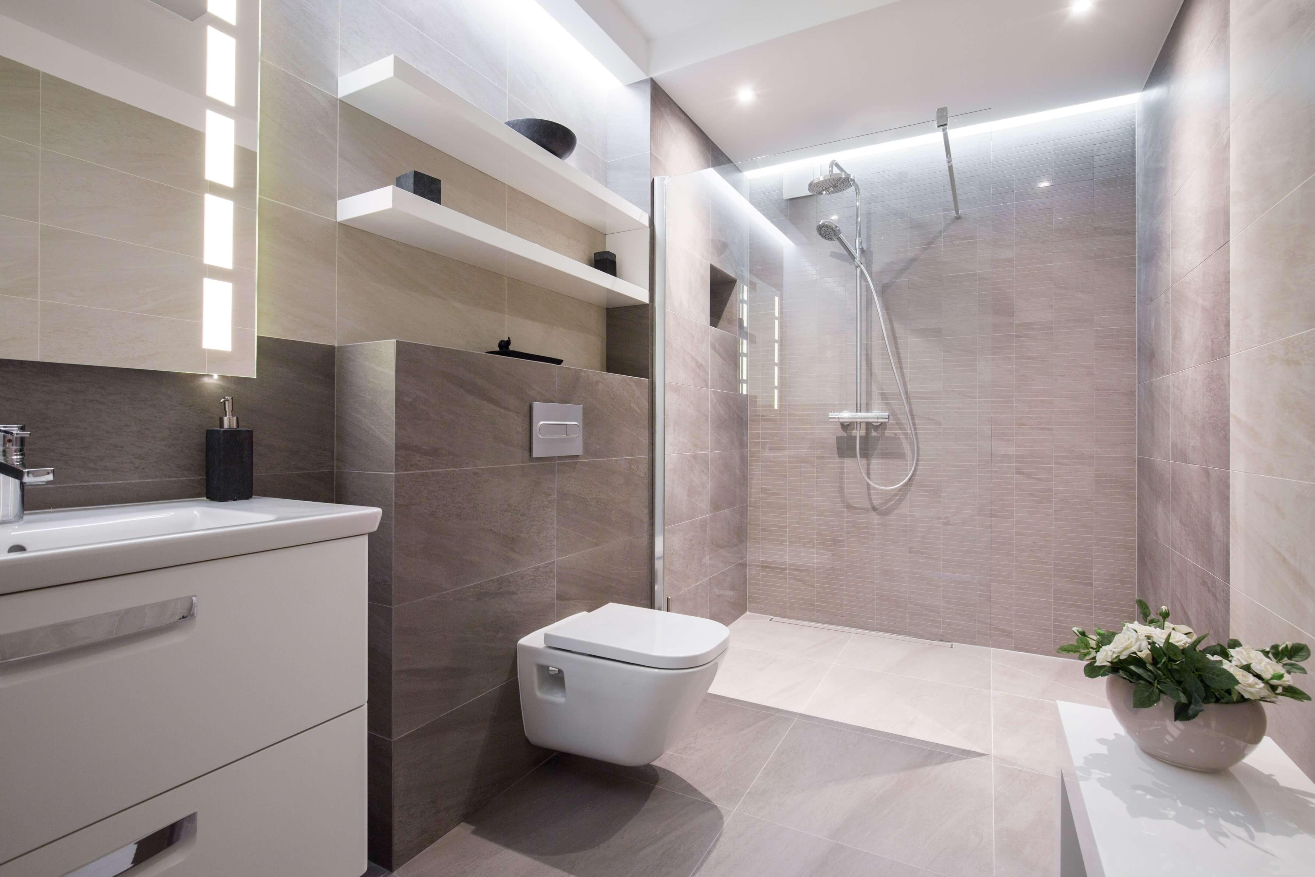 bathroom fitters north london
