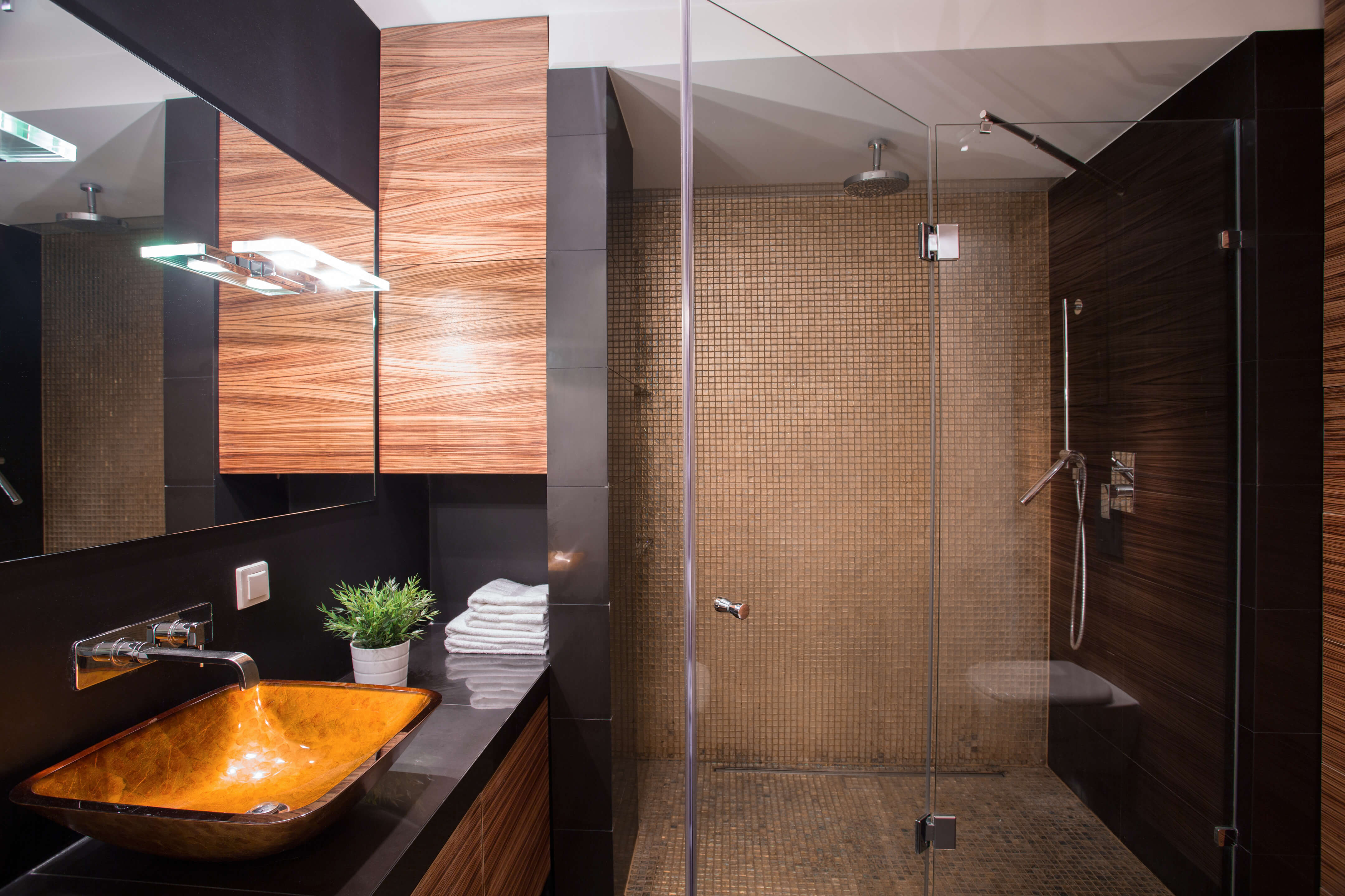 shower installations north london