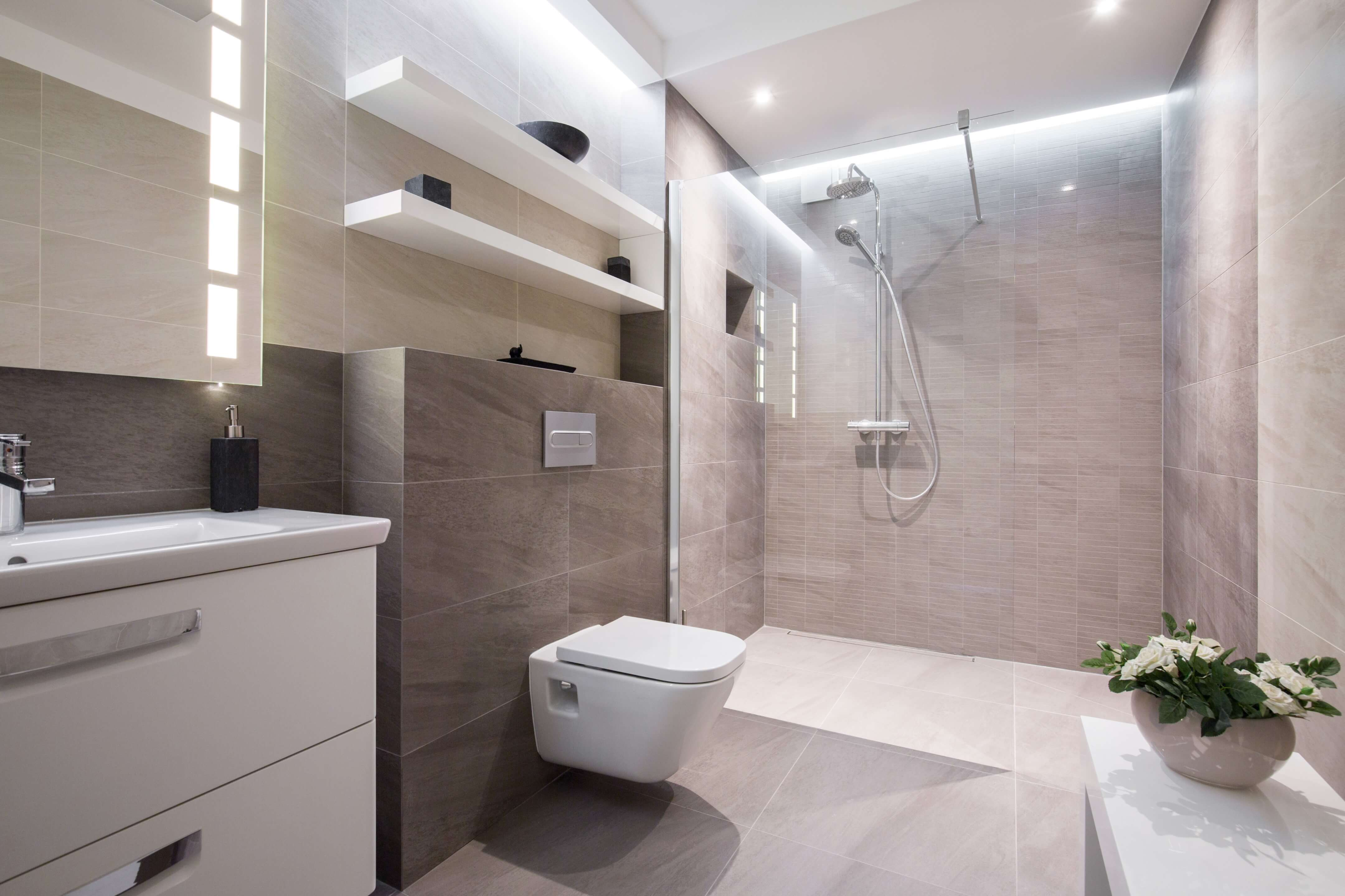 local bathroom fitters london