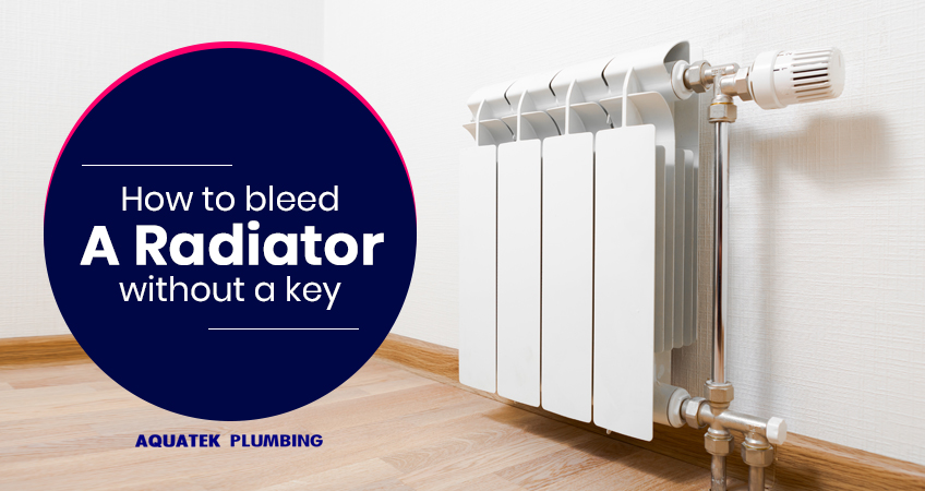 How-to-bleed-a-radiator-without-a-key