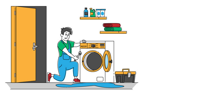 Washing Machine plumbing