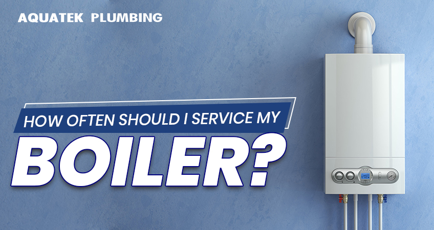 how often should i service my boiler